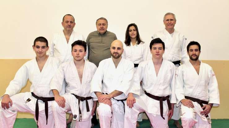 Judo e Jujitsu: Esami I° Dan