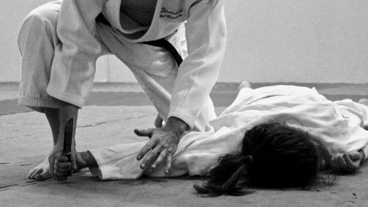 Stage Nazionale di Jujitsu a Riccione