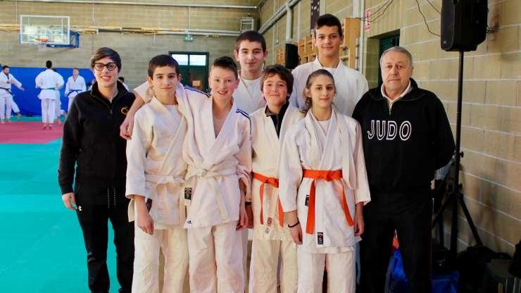 Judo: Campionati Interprovinciali