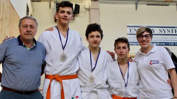 Judo: Ultima gara della stagione