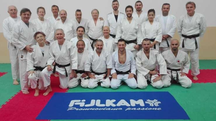 Jujitsu: weekend di stage