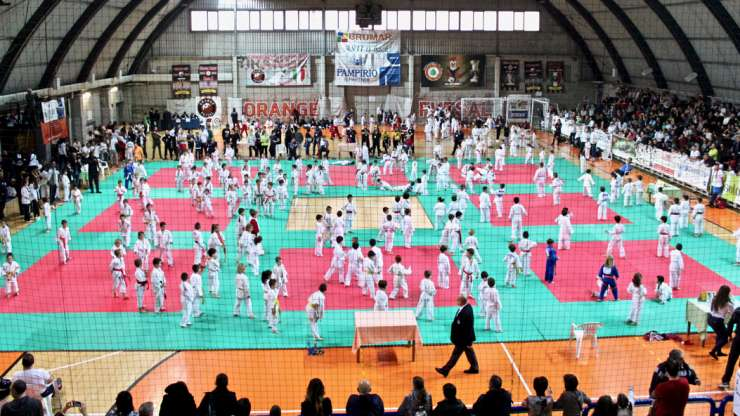 Judo: Sette medaglie per il Kodokan Biella al Memorial M. Balladelli di Asti
