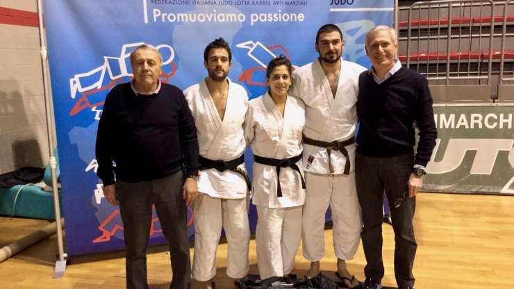 Dicembre di ottimi risultati per il jujitsu