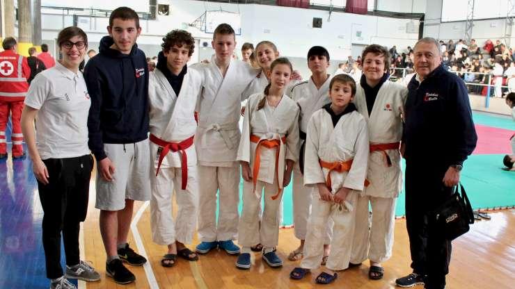 Kodokan Biella presente ai campionati interprovinciali