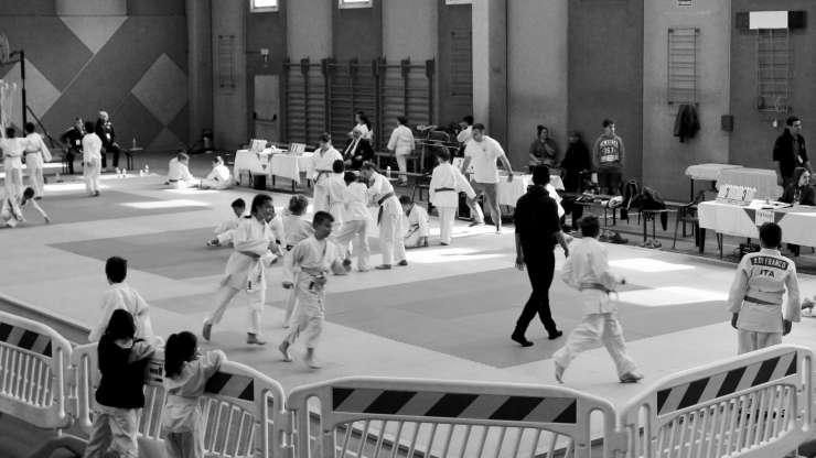 Weekend di judo fra Gattico e Brescia