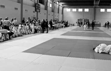 I giovanissimi judoka biellesi in trasferta a Novara